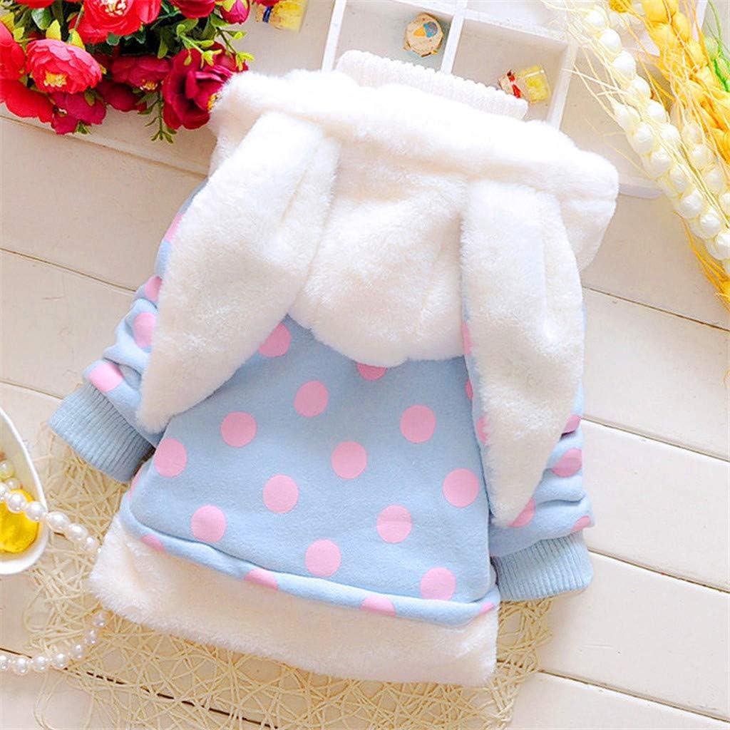 Baby Jungen M/ädchen Baumwolle Daunenjacke Steppjacke daunenmantel Winterjacke Winter Mantel Daunenjacke Dicke Warm Rei/ßverschluss Kapuzenjacke
