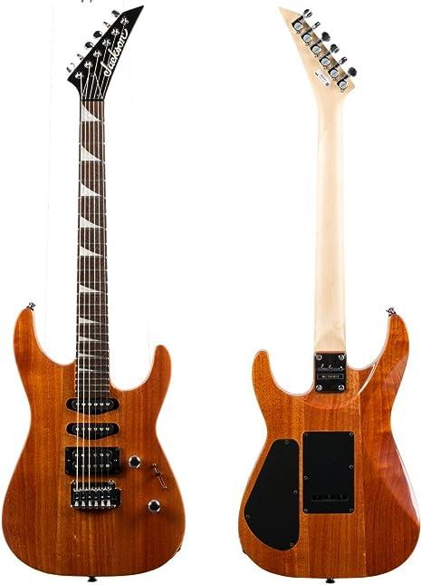 Jackson JS23 Dinky Natural Guitarra eléctrica Metal – Moderno ...