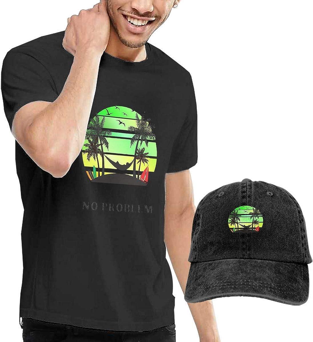 AOCCK Camisetas y Tops Hombre Polos y Camisas, Coconut ...