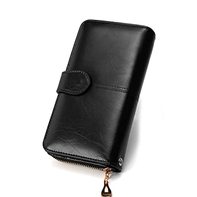 d667892c9e8f Amazon.com: Cute Fashion Bag Women Wallet Female Purse Women Leather ...