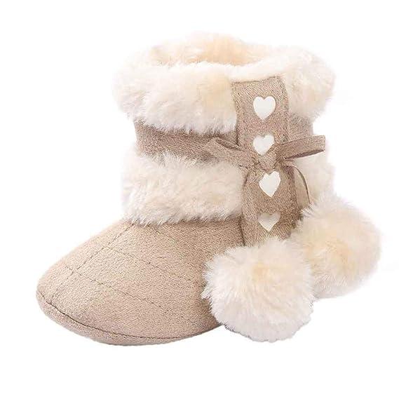 Xinantime Zapatos Bebe Invierno Zapatillas Calzado recién Nacido ...