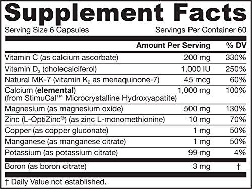 Buy jarrow formulas bone-up 360 capsules