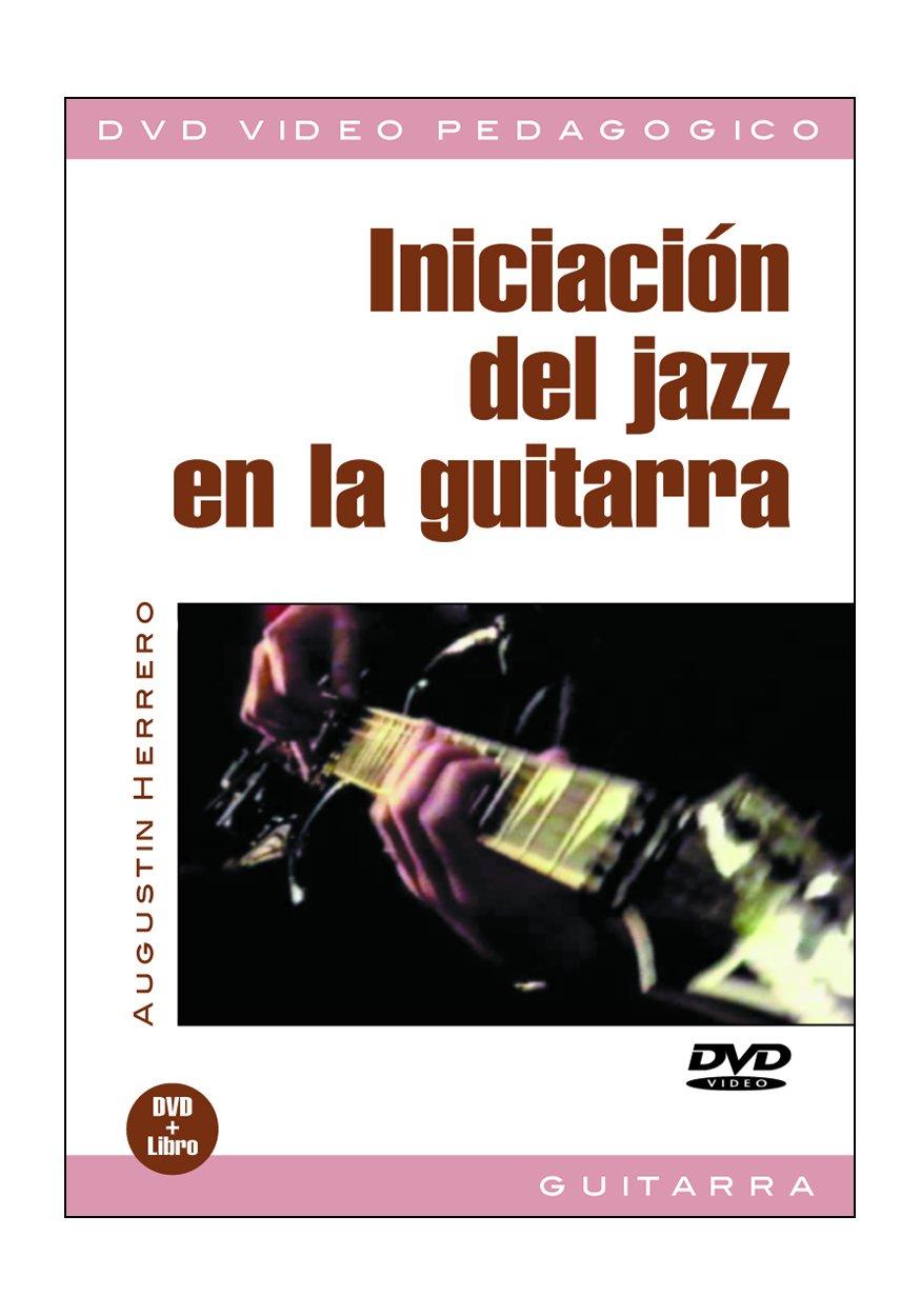 Iniciación Del Jazz En La Guitarra Reino Unido DVD: Amazon.es ...