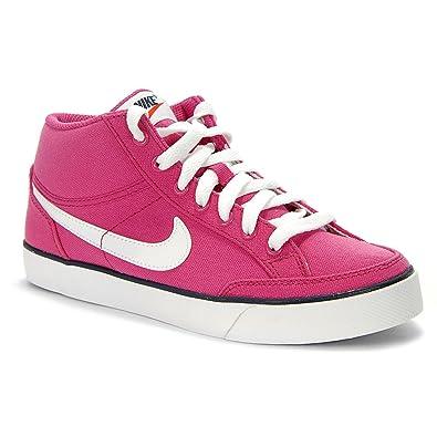 check out fcbdb 2533b Nike - Capri 3 Mid Txt GS - Couleur  Rose - Pointure  38.0