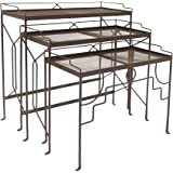 Rectangular Nesting Tables Set