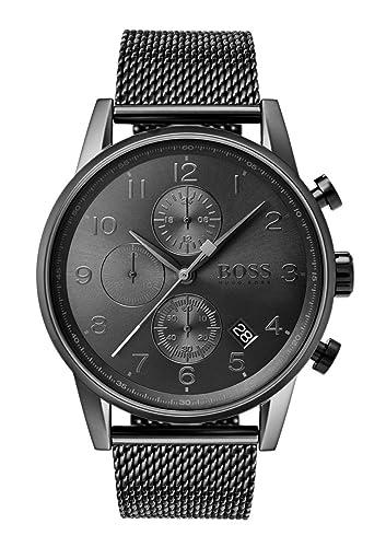 ab9b0667f017 Hugo Boss Reloj de Pulsera 1513674  Amazon.es  Relojes