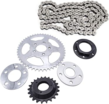 Belt to Chain Conversion kit fits 1995-1999 XL Sportster Models