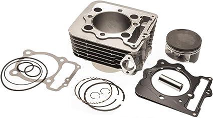 Honda TRX 400EX 400 x Big Bore Cilindro Pistón Junta Kit de ...