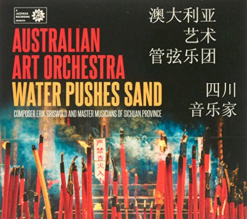 Australian Art Orchestra - Water Pushes Sand (Australia - Import)