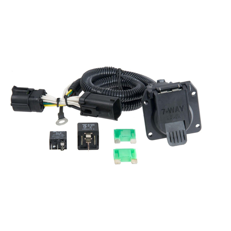 Curt Manufacturing CURT 55242 Custom Wiring Harness