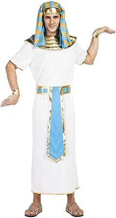 DISFRAZ EGIPCIO FARAON TALLA S: Amazon.es: Juguetes y juegos