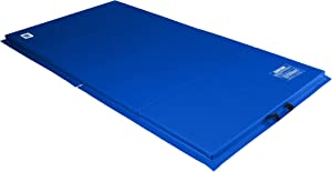 We Sell Mats 4 ft x 8 ft x 2 in Personal Fitness & Exercise Mat, Lightweight and Folds for Carrying