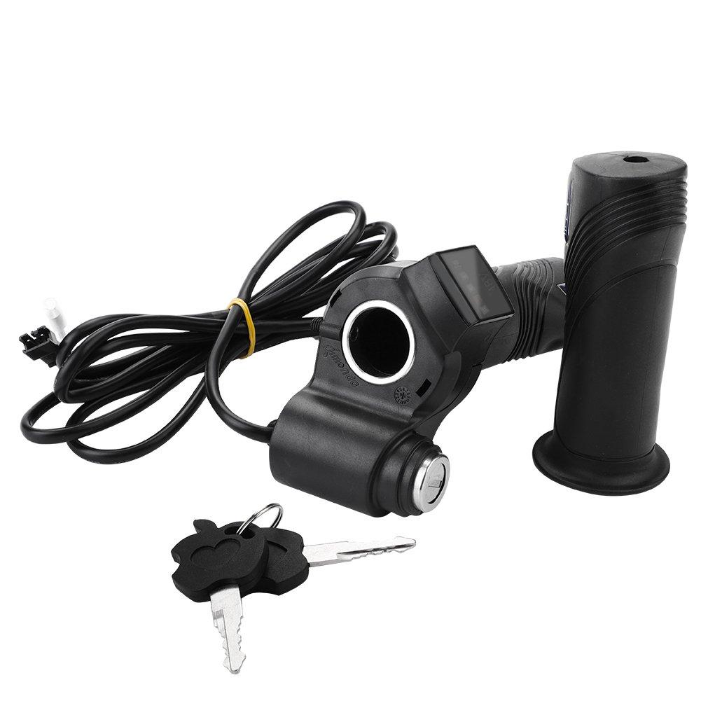 Amazon.com: VGEBY 1 par de empuñaduras de acelerador para ...