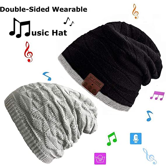 5a0b89194bb Image Unavailable. Image not available for. Color  Music Beanie
