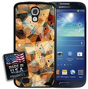 Abstract Digital Shapes Galaxy S4 Hard Case