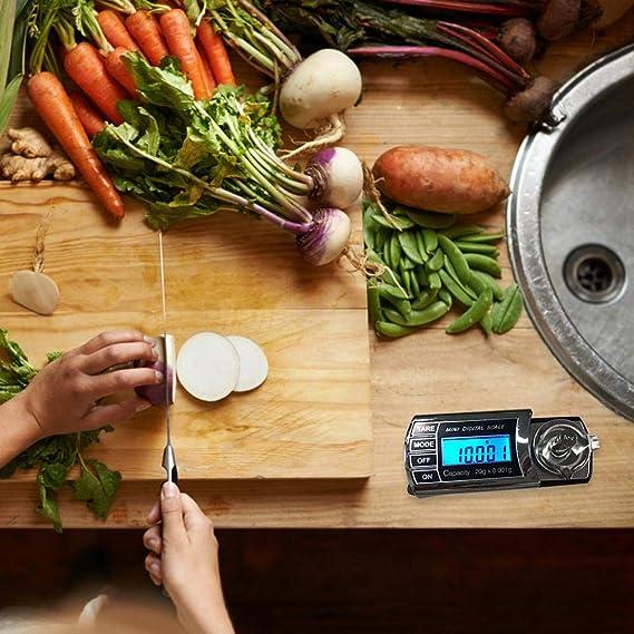 20 g/0,001 g - Tocadiscos a nivel de grabación Stilo - Escala de ...