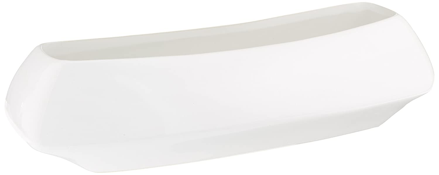 Torre Tagus 902045A Mod Rectangle Planter, White