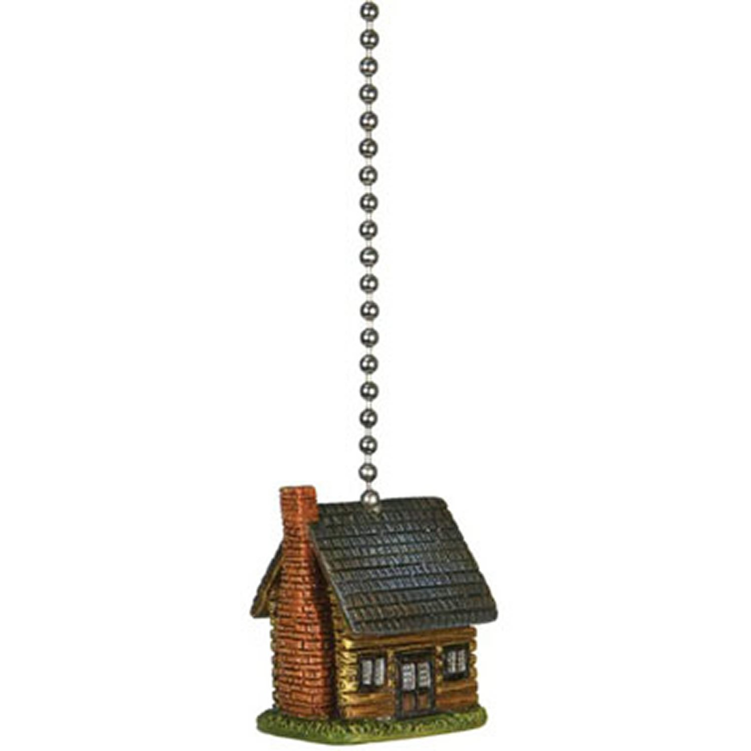 Amazon Rivers Edge Products Log Cabin Fan Pull Sports & Outdoors