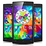 Indigi 5.5'' Capacitive Touch Screen Stylish 3G Unlocked Dual-Core Smart Cell Phone Android 4.2 (Factory Unlocked)