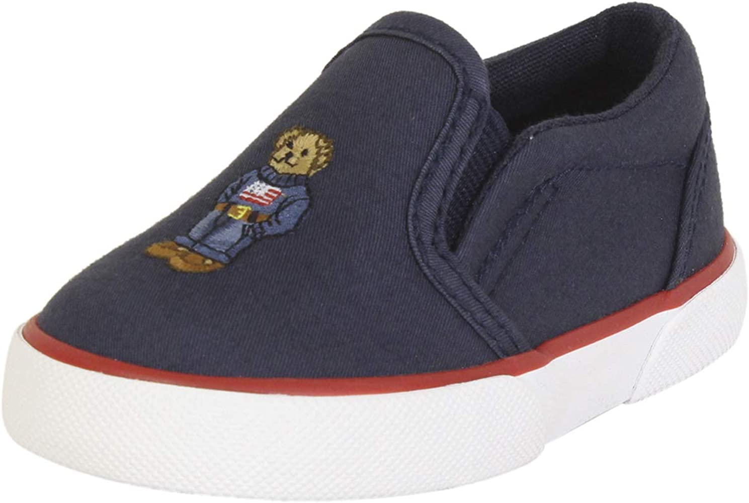 Polo Ralph Lauren Bal-Harbour-II-Bear - Zapatillas deportivas para ...