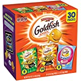 Pepperidge Farm, Goldfish, Crackers, Bold Mix, 29.4 oz, Variety Pack Box, Snack Packs, 30-count