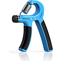Longang Hand Grip Strengthener Adjustable Resistance 11-132 Lbs (5-60kg) - Hand Gripper Exerciser, Strengthen Grip, Hand Squeezer, Wrist Strengthener and Hand Workout