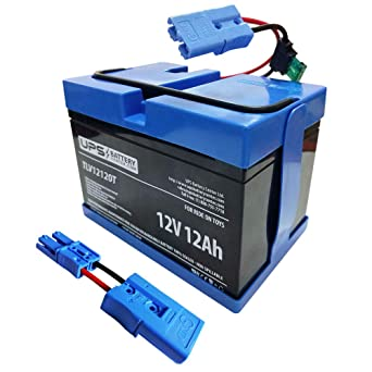 Amazon.com: KT12V12AHBATT - Batería de 12 V para Kid Trax ...