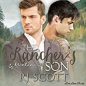 Audio Book Review: The Rancher's Son (Montana #2) by R.J. Scott (Author) & Sean Crisden (Narrator)