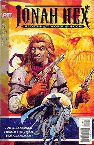 Jonah Hex: Riders of the Worm and Such (1995) #'s 1 2 3 4 5 Complete Set Vertigo ()