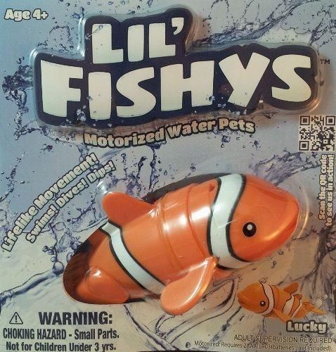 lil fishy fish - 9