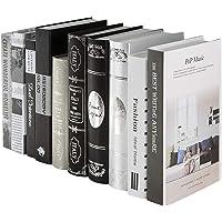 Healifty Libro Decorativo imitación Libro Foto Prop