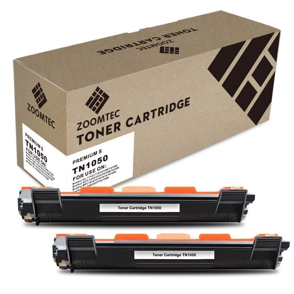 ZOOMTEC Compatible TN1050 Cartucho de tóner Reemplazo Usado ...