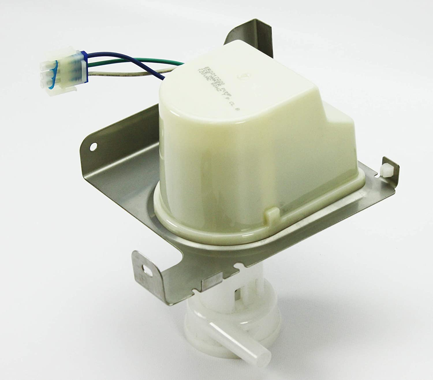 WP-2217220 for Whirlpool Ice Machine Maker Water Pump AP6006664 PS11739740