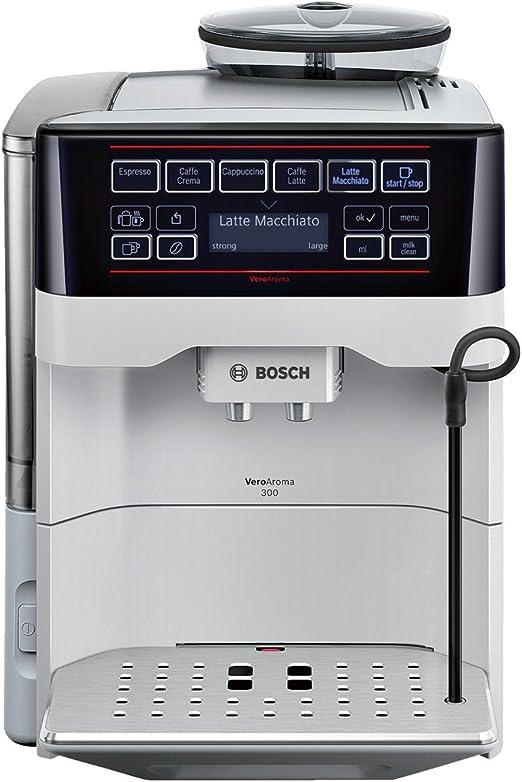 Bosch TES60351DE - Cafetera (Independiente, Máquina espresso, 1,7 ...