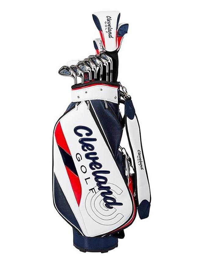 Cleveland 10264340 Juego de Palos de Golf, Niños, Gris, 11 ...
