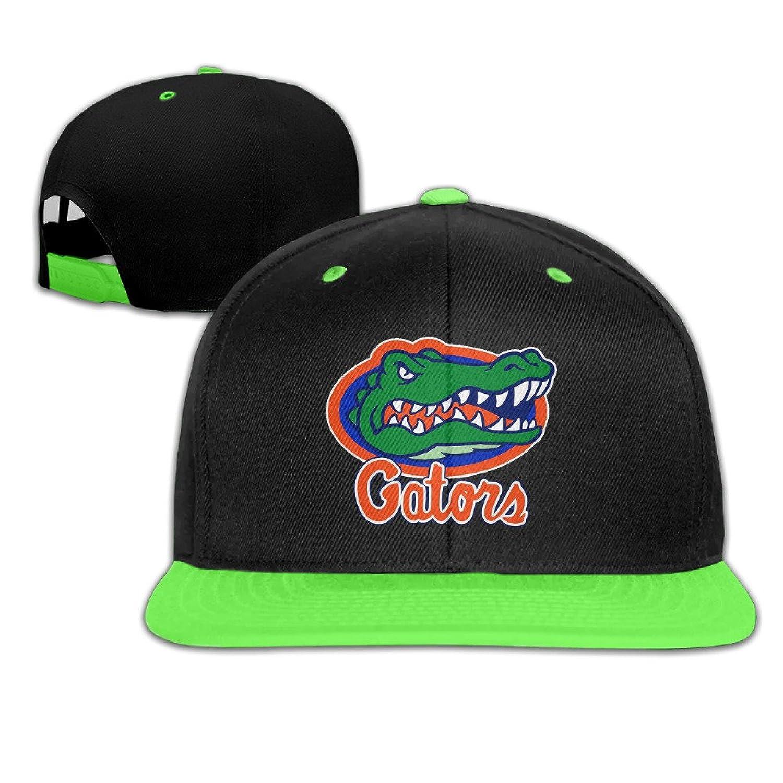 Youth Boys Design Baseball Ncaa Florida Fighting Gators Uf Ufl Logo Adjustable Blue Snapback