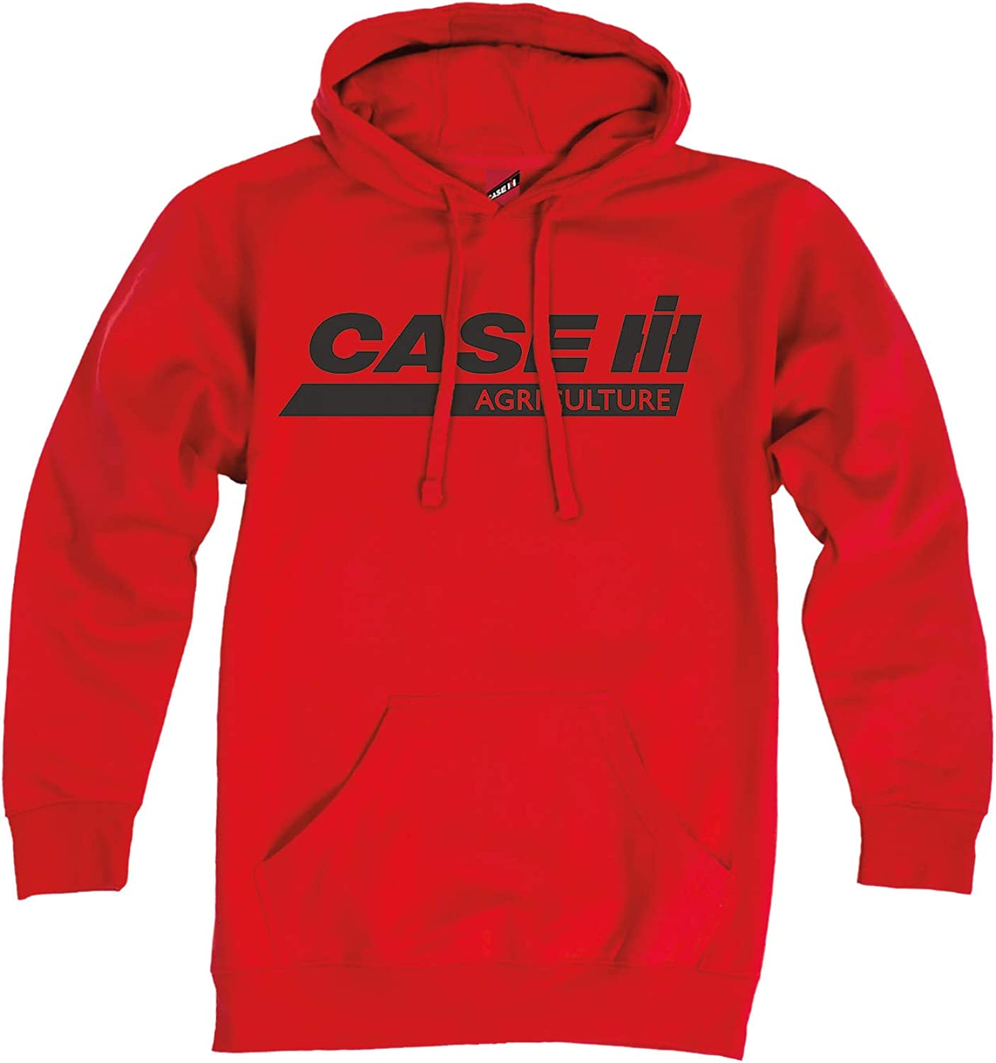 Country Casuals Case IH Ag Logo Adult Pullover Hoodie