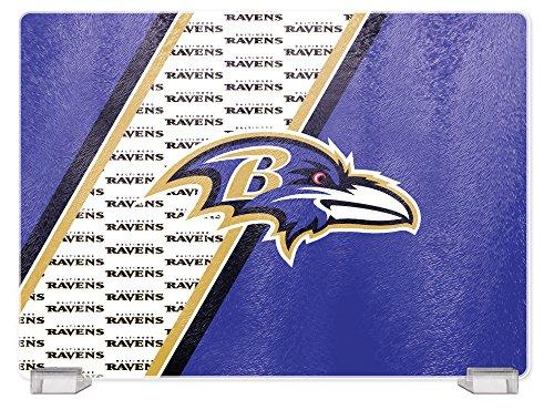 NFL Baltimore Ravens Glass Cutting (Baltimore Ravens Glass)