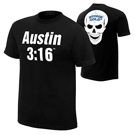 Official WWE - Camiseta