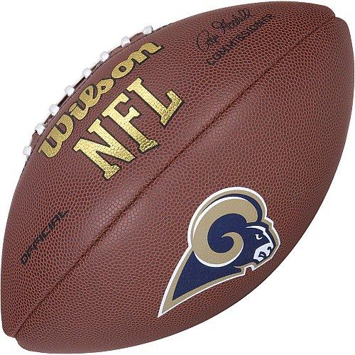 St. Louis Rams Logo Official Football (Football Rams)