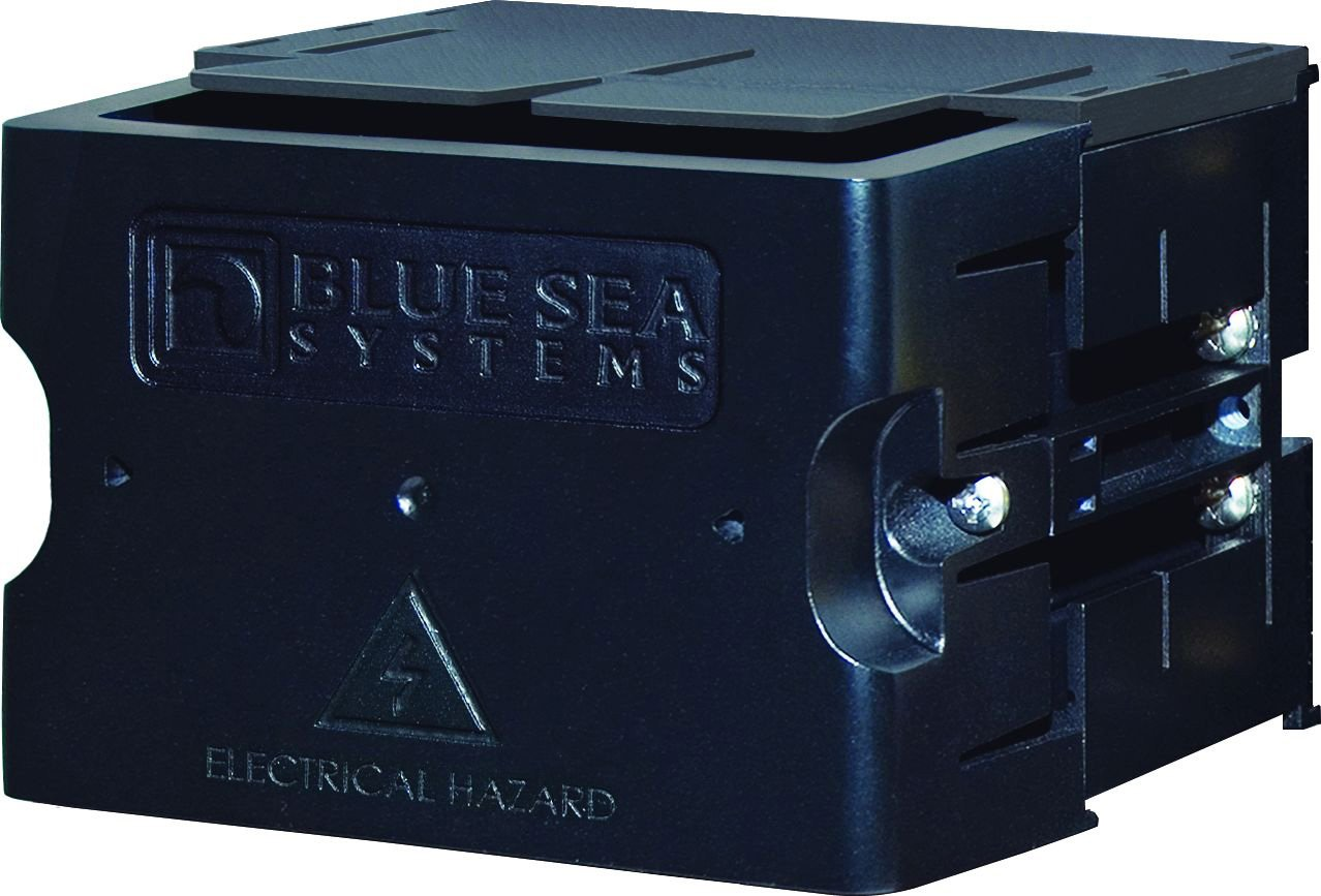 Blue Sea Systems AC Insulating Cover 1 Module