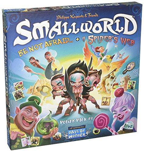 Days of Wonder Small World Power Pack ()