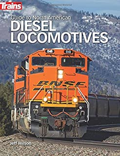 field guide to trains locomotives and rolling stock voyageur field rh amazon com New Diesel Locomotives Diesel Locomotive Piston