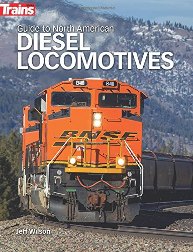 - Guide to North American Diesel Locomotives