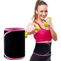 Sonolife - Faja Deportiva de Sudoración para Abdomen y Cintura, Ideal para Gym, Ejercicio y Entrenamiento Cardio o Crossfit