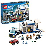 LEGO City Police Mobile Command Center Truck