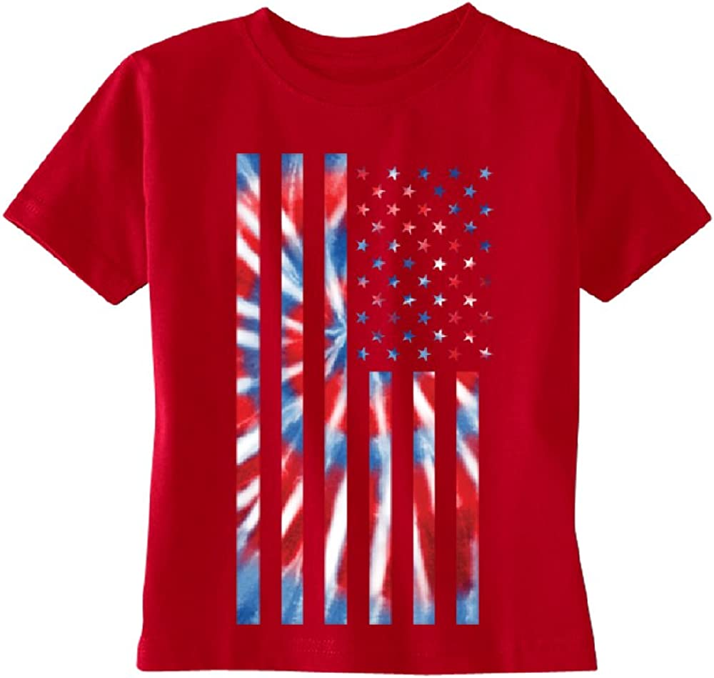 Best Country Ever Youth T-Shirt 4th of July American Flag Patriotic Kids Tee