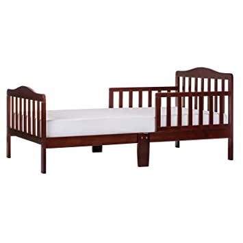 Dream On Me Classic Toddler Bed In Espresso