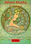 Mucha Postcard Book