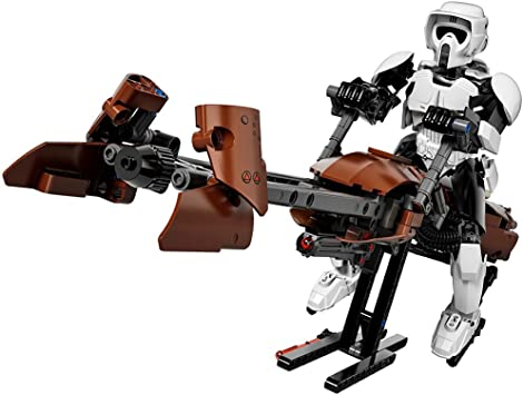NUEVO LEGO 75532 Constraction Scout Trooper